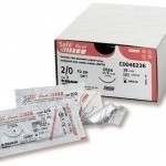 Braun Safil Quick Sutures